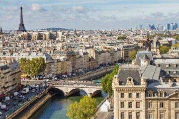პარიზი დღეს (ვიდეო)