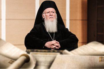 """""""ასეთ დროს ეკლესიის ხმას, დედაეკლესიის ხმას არ შეუძლია იყოს მდუმარებაში"""""""
