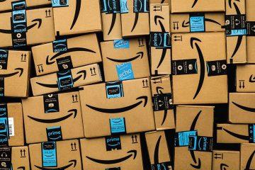Amazon  შეკვეთებს ვერ აუდის