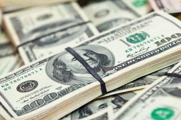 1 აშშ დოლარის ოფიციალური ღირებულება 3.1804 ლარი გახდა