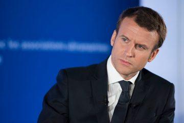 საფრანგეთის პრეზიდენტი: ჩვენ კრიზისის დასაწყისში ვართ