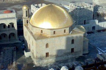 საქართველოს ტერიტორიაზე არსებულ ყველა მეჩეთში ლოცვები ჩერდება