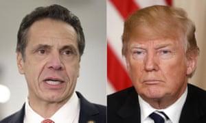 ნიუ-იორკის გუბერნატორი: აუხსენით პრეზიდენტს, რომ …