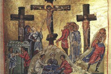 ვნების კვირა – დიდი პარასკევი იესო ქრისტეს ჯვარცმის დღე