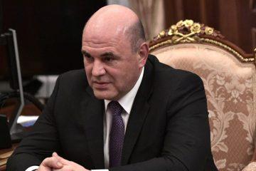 რუსეთის პრემიერ-მინისტრს კორონავირუსი დაუდასტურდა