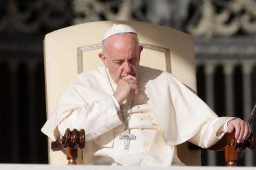 რომის პაპი:  არის საშიშროება, რომ გასაჭირში მყოფებს დავივიწყებთ