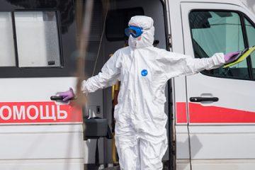რუსეთში კორონავირუსის წინააღმდეგ მებრძოლი ექიმები დამატებითი ანაზღაურების სახით 50 მილიარდ რუბლს მიიღებენ