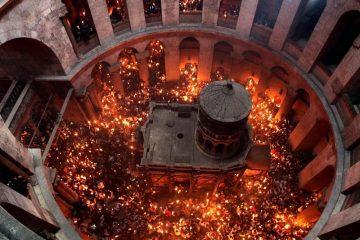 საქართველოში იერუსალიმიდან ცეცხლს 18 აპრილს ჩამოიტანენ