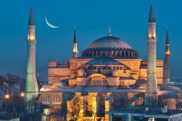 აია-სოფიას ტაძარში პირველი მუსლიმური მსახურება 24 ივლისს შესრულდება