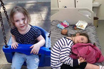 სამი წლის მარიამ ზარანდიას საზოგადოების დახმარება სჭირდება