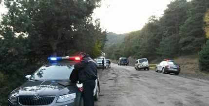 გორის მონაკვეთზე ავტოსაგზაო შემთხვევის შედეგადორი ახალგაზრდა მამაკაცი ადგილზე გარდაიცვალა
