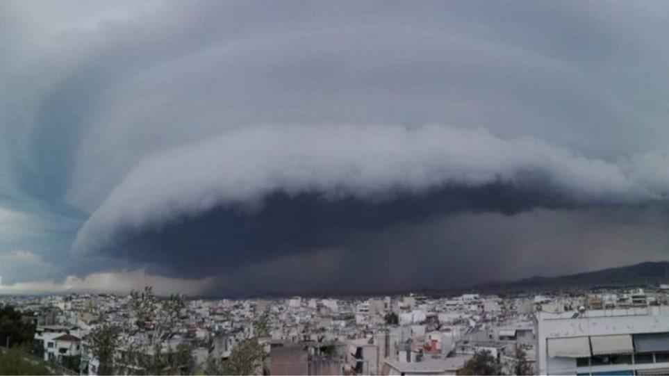 """საბერძნეთს """"ჰიბრიდული"""" ქარიშხალი ემუქრება"""
