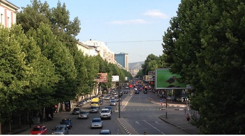 პეკინის გამზირსა და მიმდებარე ქუჩებზე ზონალურ-საათობრივი პარკირების სისტემა ამოქმედდა
