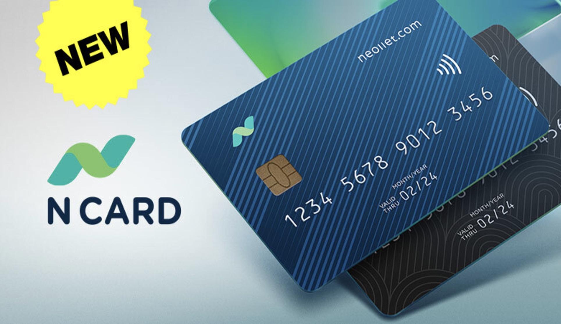 ევროპაბეთის N Card – პირველი ბარათი სათამაშო ბიზნესში EMV ტექნოლოგიის ჩიპით