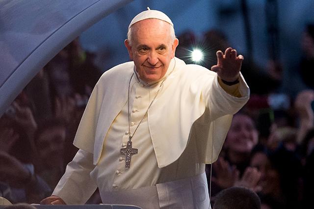 რომის პაპი ფრანცისკე: ღმერთს უყვარს თქვენი შვილები ისეთები, როგორებიც არიან