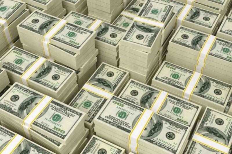1 აშშ დოლარის ოფიციალური ღირებულება 3.4174 ლარი გახდა