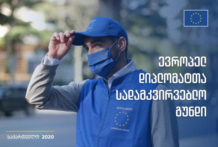ევროკავშირი:  საპარლამენტო არჩევნებს ევროპელ დიპლომატთა გუნდი დააკვირდება