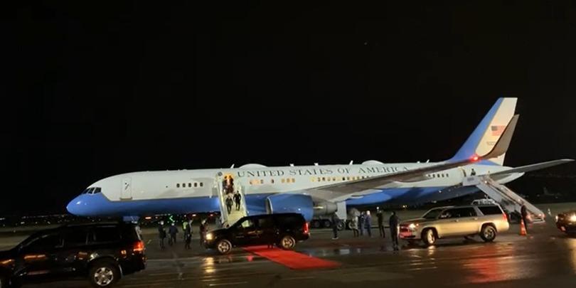 """""""სიხარულით მივესალმებით სახელმწიფო მდივან პომპეოს ულამაზეს ქალაქ თბილისში"""""""
