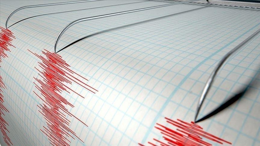 საქართველოს საზღვრიდან 81 კილომეტრში 5.2 მაგნიტუდის სიმძლავრის მიწისძვრა მოხდა