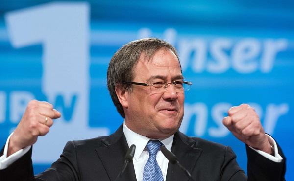 გერმანიის უდიდესი პარტიის, კონსერვატიული ქრისტიან-დემოკრატების (CDU) კავშირის ხელმძღვანელი არმინ ლაშეტი გახდა