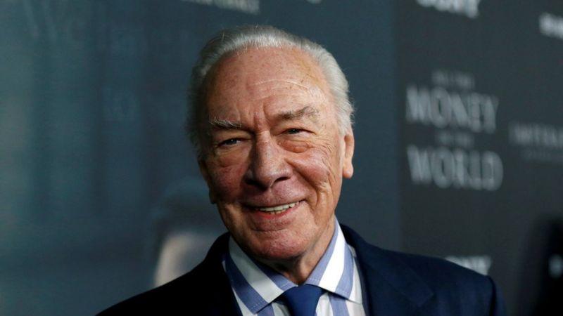 მსახიობი კრისტოფერ პლამერი 92 წლის ასაკში გარდაიცვალა
