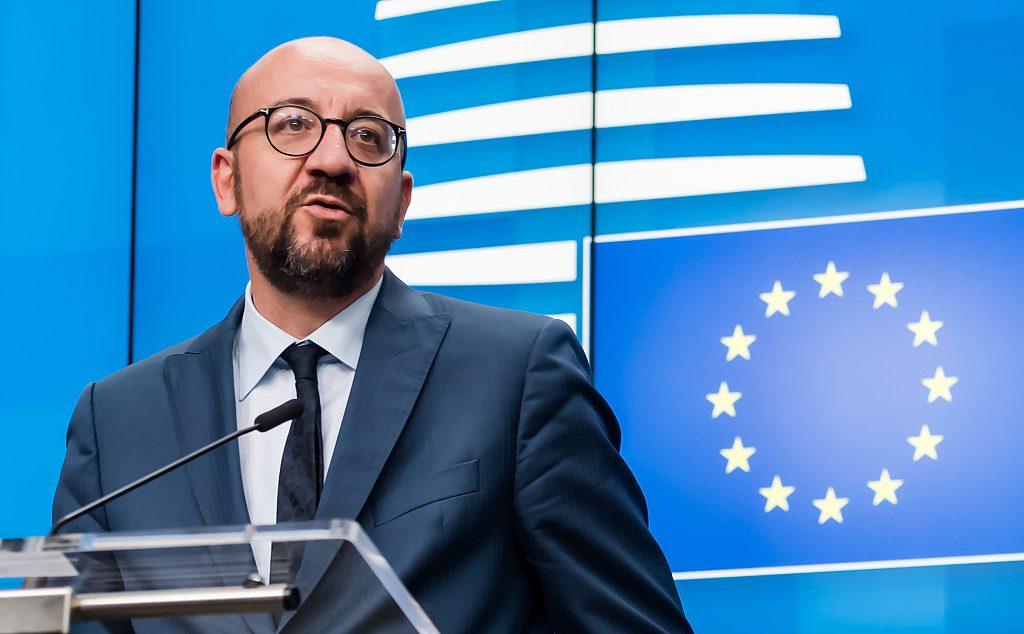 ევროპული საბჭოს პრეზიდენტი შარლ მიშელი საქართველოს 28 თებერვალს ეწვევა