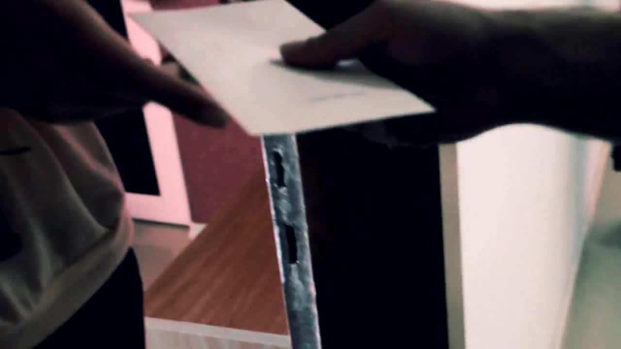 ნიკა მელია მხარდამჭერებს ციხიდან წერილს უგზავნის