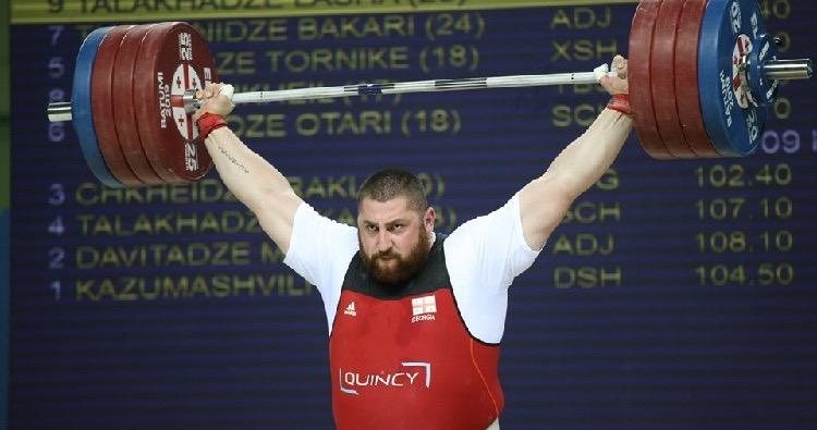 ქართველი ძალოსნის გამარჯვება მოსკოვში – ლაშა ტალახაძე ევროპის ჩემპიონი ზედიზედ მეხუთედ გახდა