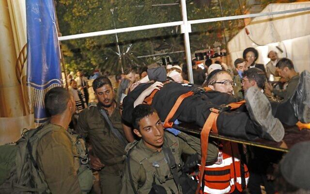 იერუსალიმში სინაგოგის სცენა ჩამოინგრა – გარდაიცვალა 2,დაშავდა — 130 ადამიანი