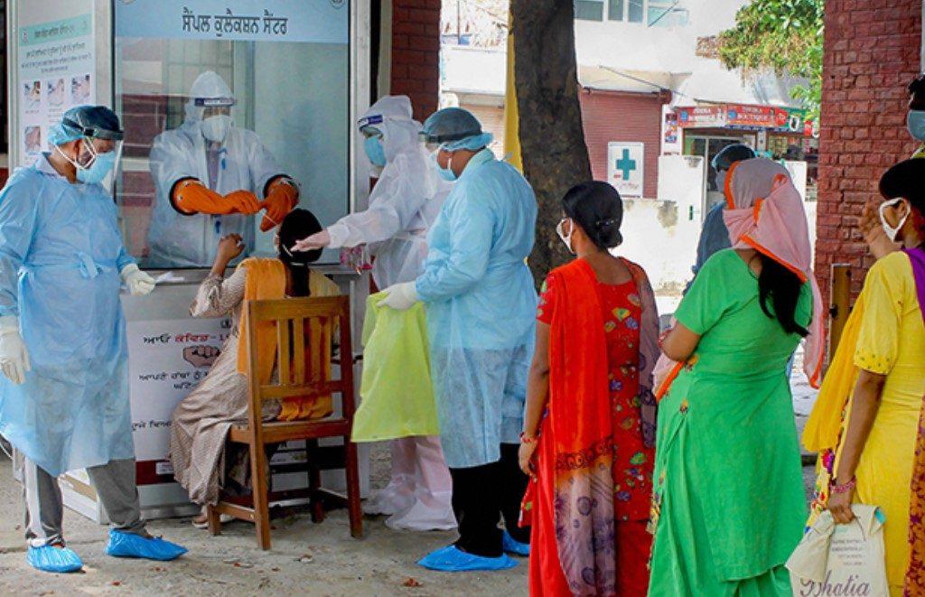 ინდოეთში, გასული კვირის განმავლობაში, კორონავირუსის 1.7 მილიონამდე შემთხვევა გამოვლინდა