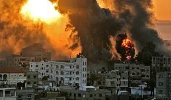 """""""ჰამასმა"""" ისრაელის ქალაქების – აშკელონის, ნეტიბოტისა და სდეროთის მიმართულებით 130 რაკეტის გაშვების შესახებგანაცხადა"""