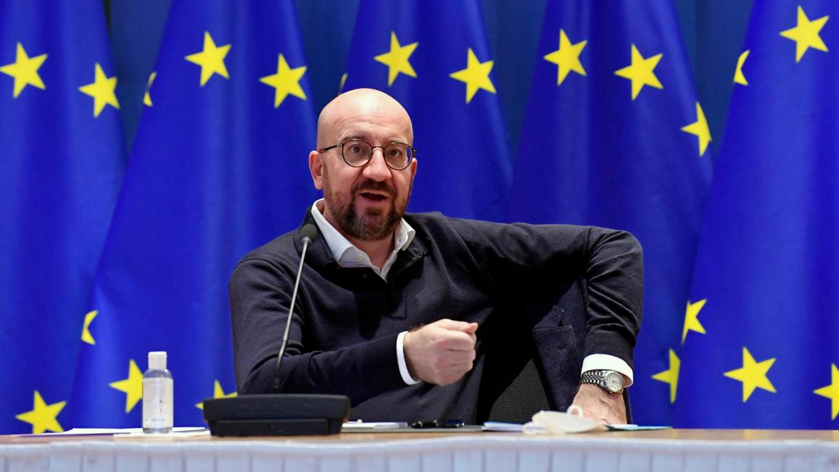 """""""საქართველოში განვითარებულ მოვლენებთან დაკავშირებით ევროპული საბჭოს პრეზიდენტი გუნდთან ერთად კონსულტაციებს აწარმოებს"""""""