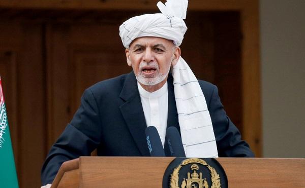 მედია: ავღანეთის პრეზიდენტმა აშრაფ ღანიმ ქვეყანა დატოვა