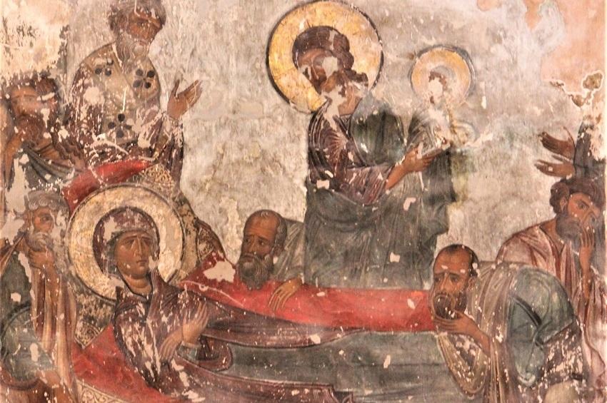 28 აგვისტოს საქართველოს მართლმადიდებელი ეკლესია ღვთისმშობლის მიძინებას, მარიამობას აღნიშნავს