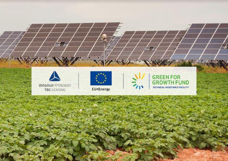 მცირემასშტაბიანი მწვანე ინიციატივა: მზის პანელების სისტემების ხელშეწყობა საქართველოში