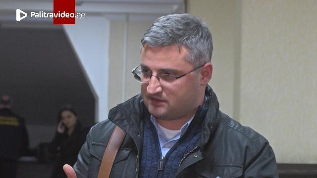 ადვოკატი: მიხეილ სააკაშვილის საქართველოში შემოყვანის საქმეზე დაკავებული მამა-შვილი წოწორიები დუმილის უფლებას იყენებენ